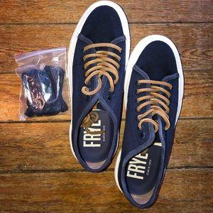 Frye ludlow sneaker shoes size 7.5 mens